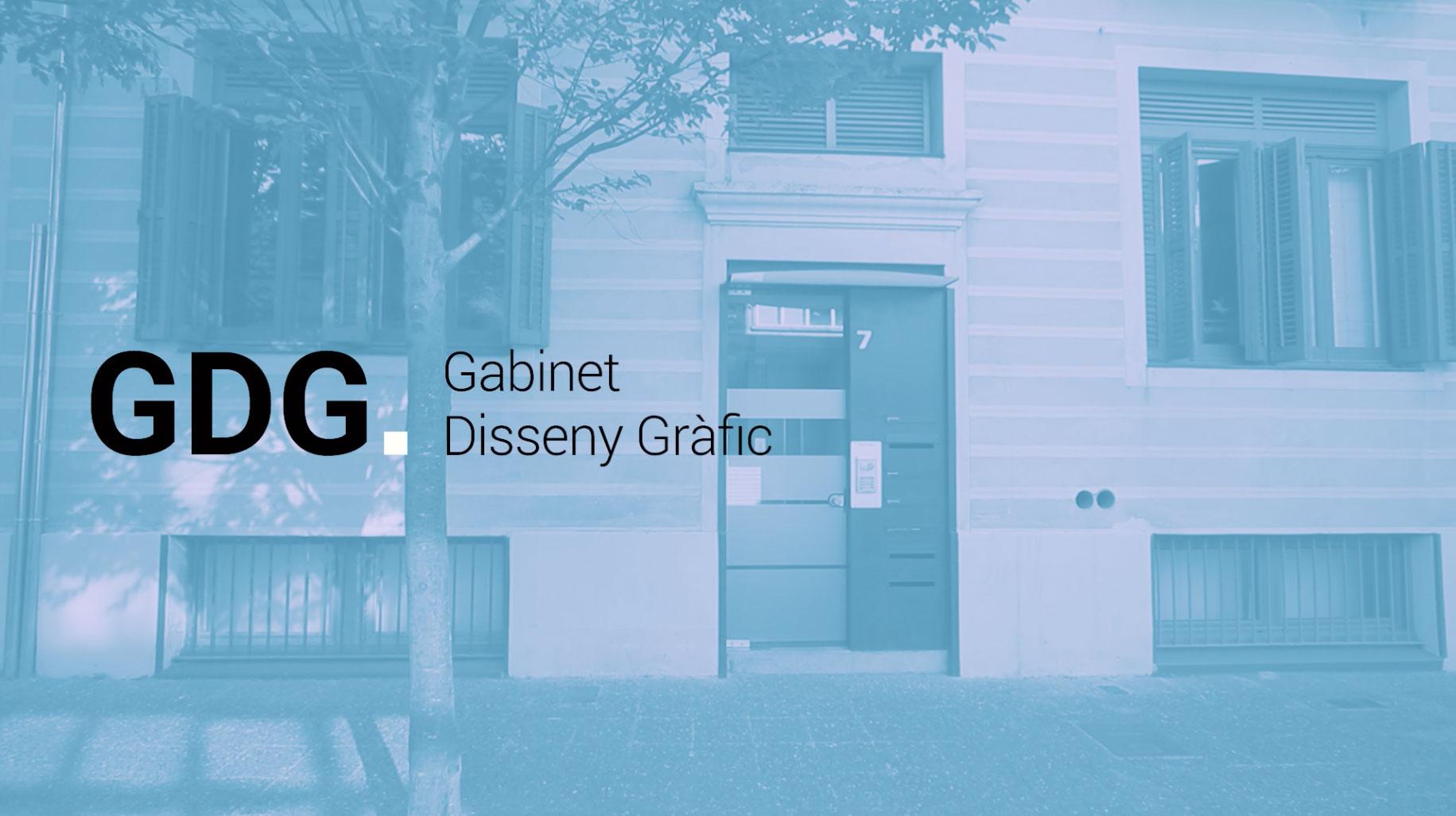 GDG Gabinet de disseny gràfic a Girona