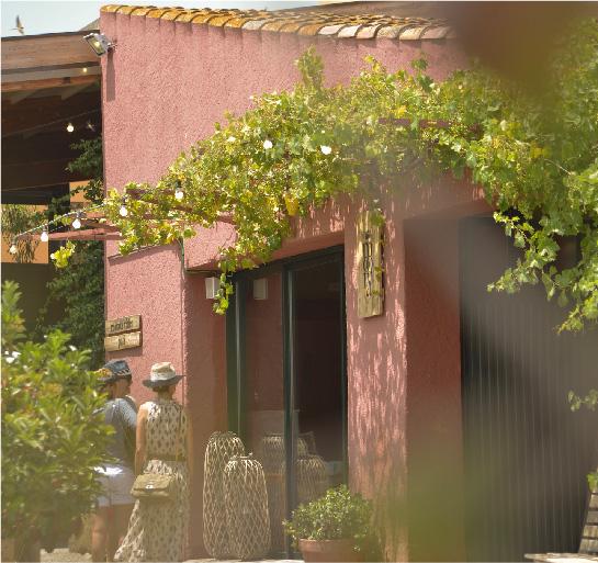 Mooma entrada restaurant